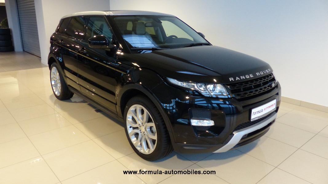 occasion land rover evoque land rover range rover evoque. Black Bedroom Furniture Sets. Home Design Ideas