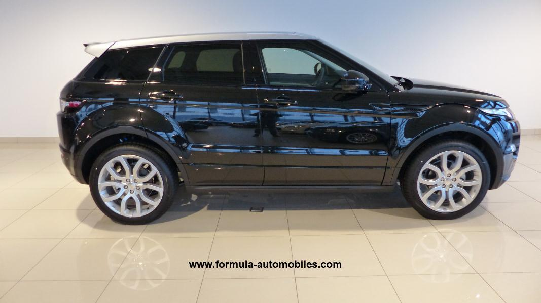 land rover range rover sport rr evoque 2 2 sd4 dynamic bva 2014 occasion bas rhin 67. Black Bedroom Furniture Sets. Home Design Ideas