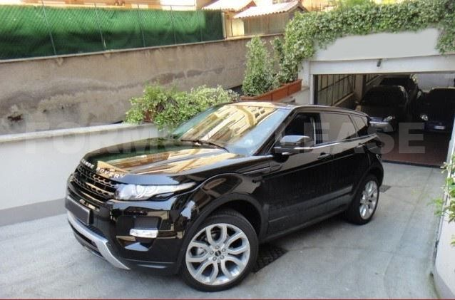 land rover range rover sport rr evoque 2 2 sd4 prestige bva 2012 occasion bas rhin 67. Black Bedroom Furniture Sets. Home Design Ideas