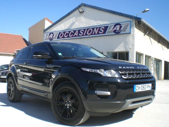 land rover range rover sport rr evoque coupe 2 2 td4 pure 2011 occasion val de marne 94. Black Bedroom Furniture Sets. Home Design Ideas
