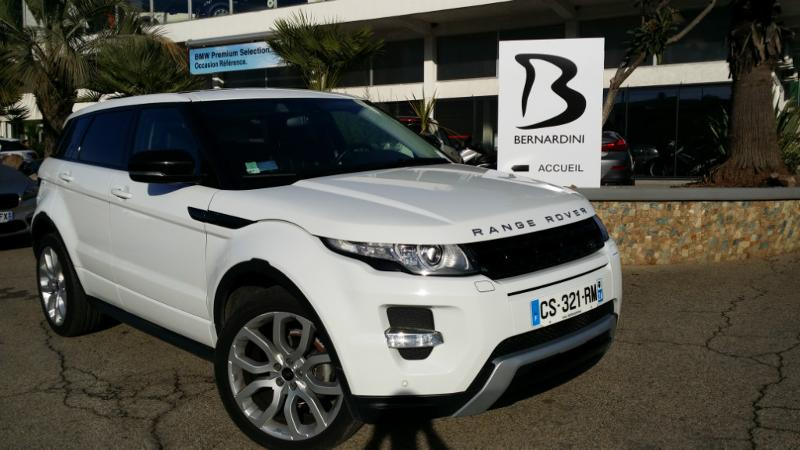 land rover range rover sport rr evoque 2 2 sd4 dynamic bva 2013 occasion corse 20. Black Bedroom Furniture Sets. Home Design Ideas