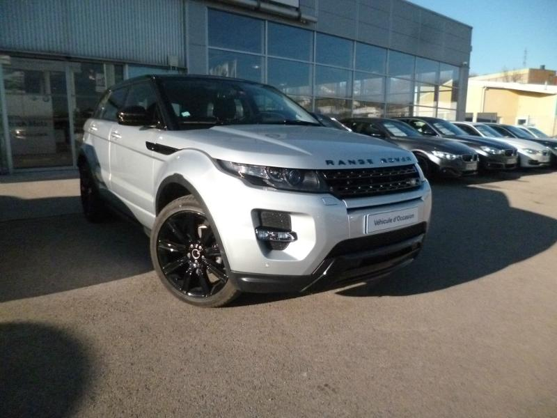 land rover range rover sport rr evoque 2 2 sd4 dynamic bva mark i 2014 occasion doubs 25. Black Bedroom Furniture Sets. Home Design Ideas
