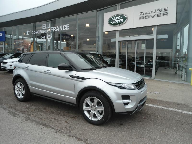 land rover range rover sport rr evoque 2 2 sd4 dynamic bva mark ii 2014 occasion aube 10. Black Bedroom Furniture Sets. Home Design Ideas