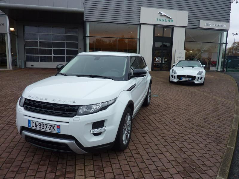land rover range rover sport rr evoque 2 2 td4 dynamic bva 2012 occasion loire atlantique 44. Black Bedroom Furniture Sets. Home Design Ideas