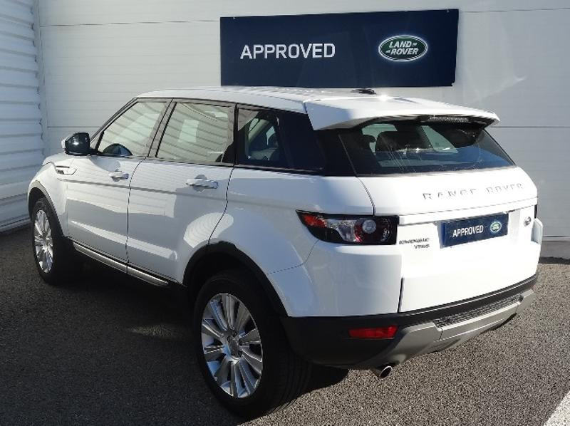 land rover range rover sport rr evoque 2 2 td4 prestige. Black Bedroom Furniture Sets. Home Design Ideas