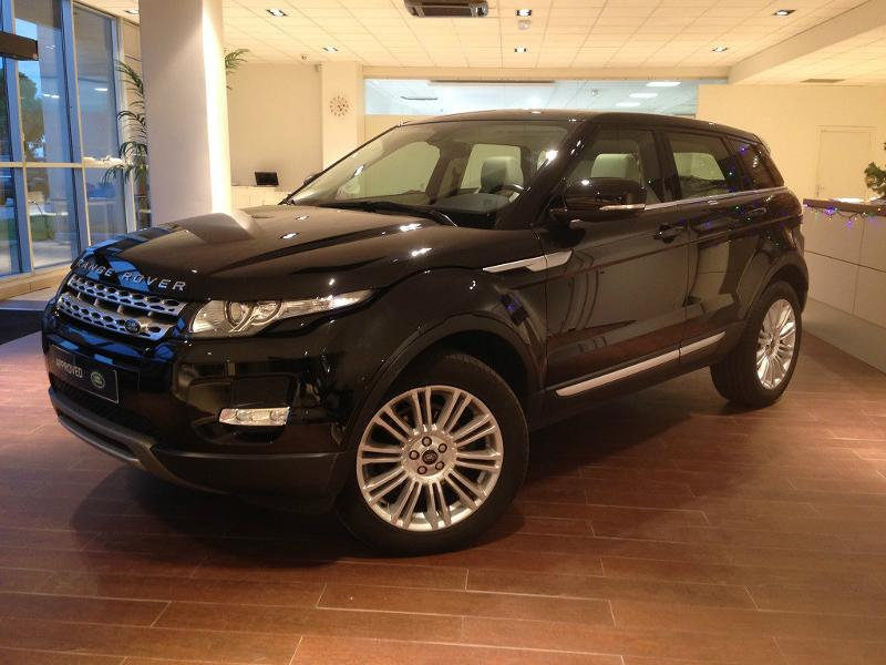 land rover range rover sport rr evoque 2 2 ed4 prestige 4 2 2012 occasion alpes maritimes 06. Black Bedroom Furniture Sets. Home Design Ideas