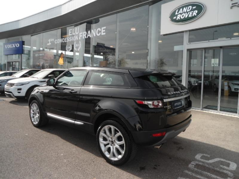 land rover range rover sport rr evoque coupe 2 2 sd4 prestige 3p 2012 occasion aube 10. Black Bedroom Furniture Sets. Home Design Ideas