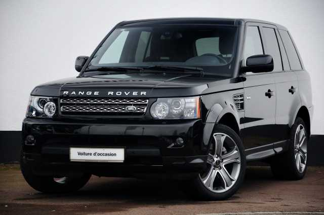 range rover sport occasion petites annonces de range. Black Bedroom Furniture Sets. Home Design Ideas