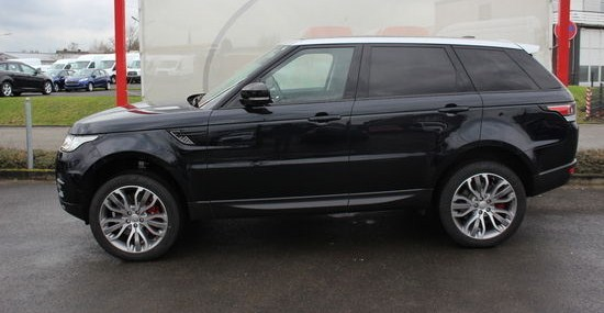 land rover range rover sport sdv6 hse dynamic 7 places occasion loire 42. Black Bedroom Furniture Sets. Home Design Ideas
