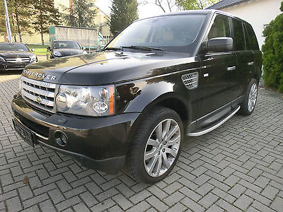 land rover range rover sport tdv8 hse occasion pas de calais 62. Black Bedroom Furniture Sets. Home Design Ideas