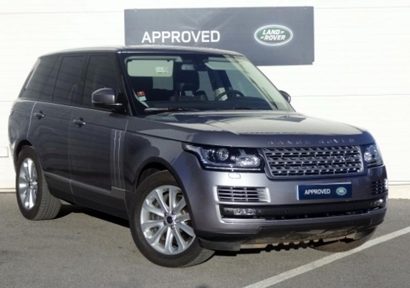 land rover range rover 5 0 v8 supercharged 2013 occasion var 83. Black Bedroom Furniture Sets. Home Design Ideas