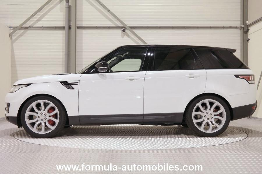 land rover range rover sport 3 0 sdv6 188kw hse mark vii. Black Bedroom Furniture Sets. Home Design Ideas