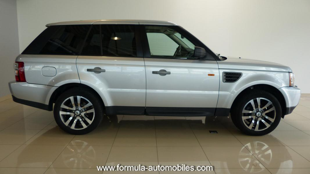 land rover range rover sport tdv6 hse 2005 occasion bas. Black Bedroom Furniture Sets. Home Design Ideas