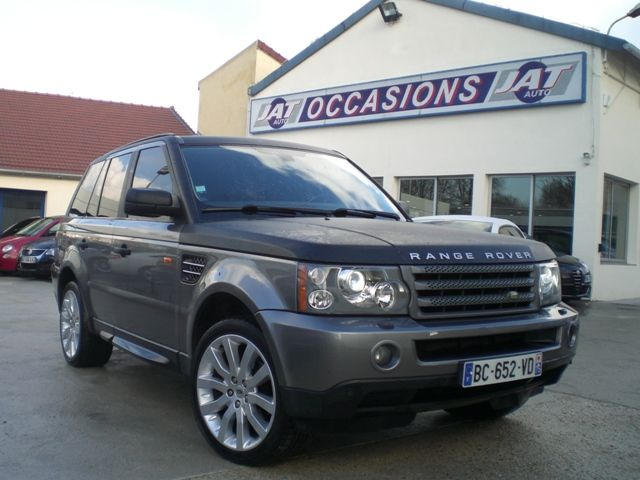 land rover range rover sport tdv6 hse 2007 occasion val de marne 94. Black Bedroom Furniture Sets. Home Design Ideas