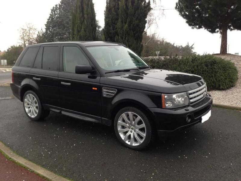 land rover range rover sport tdv8 hse 2007 occasion tarn 81. Black Bedroom Furniture Sets. Home Design Ideas