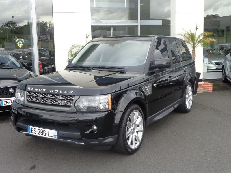 land rover range rover sport 5 0 v8 supercharged mark vii 2011 occasion puy de dome 63