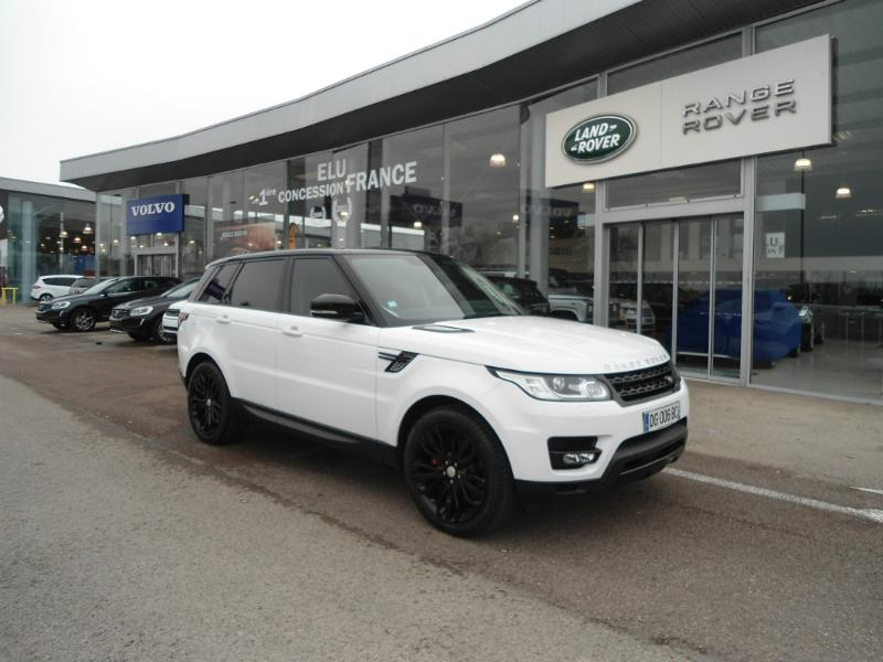 land rover range rover sport sdv6 3 0 hse dynamic mark i 2014 occasion aube 10. Black Bedroom Furniture Sets. Home Design Ideas