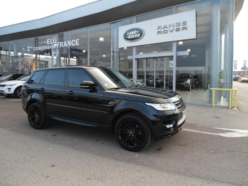 land rover range rover sport tdv6 3 0 hse dynamic mark i 2014 occasion aube 10. Black Bedroom Furniture Sets. Home Design Ideas