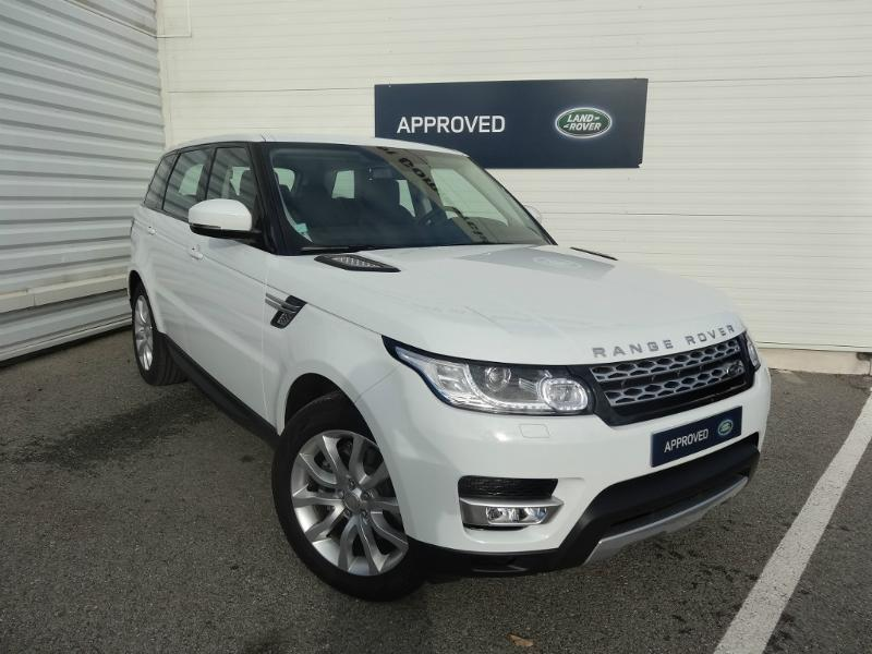 land rover range rover sport tdv6 3 0 hse mark ii 2014. Black Bedroom Furniture Sets. Home Design Ideas