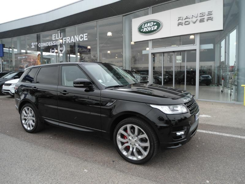 land rover range rover sport v8 5 0 s c autobiography. Black Bedroom Furniture Sets. Home Design Ideas