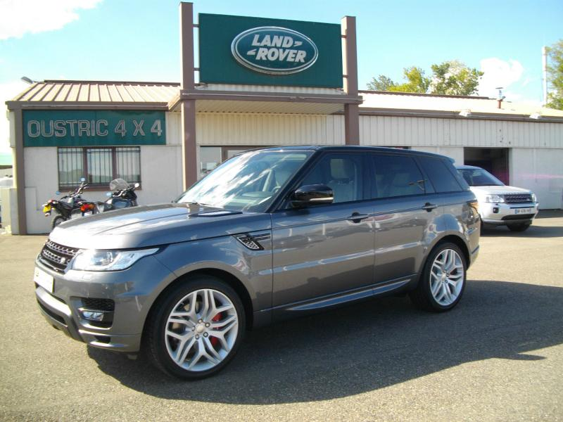 land rover range rover sport v8 5 0 s c autobiography dynamic mark ii 2014 occasion tarn et. Black Bedroom Furniture Sets. Home Design Ideas