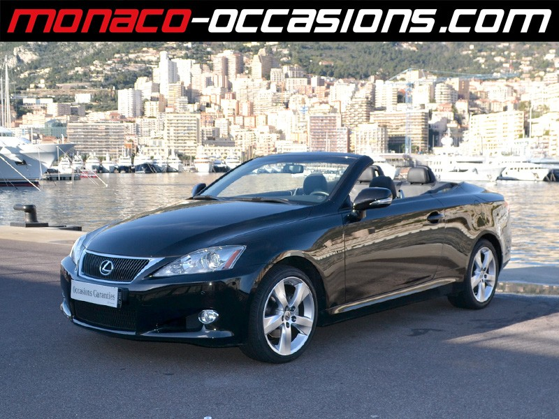 Lexus is 250 cabriolet occasion