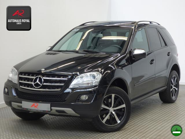 mercedes benz ml 320 cdi 4matic sportpaket schiebed. Black Bedroom Furniture Sets. Home Design Ideas