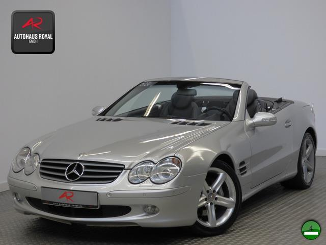 mercedes benz sl 500 memory keylessgo bixenon comand abc. Black Bedroom Furniture Sets. Home Design Ideas