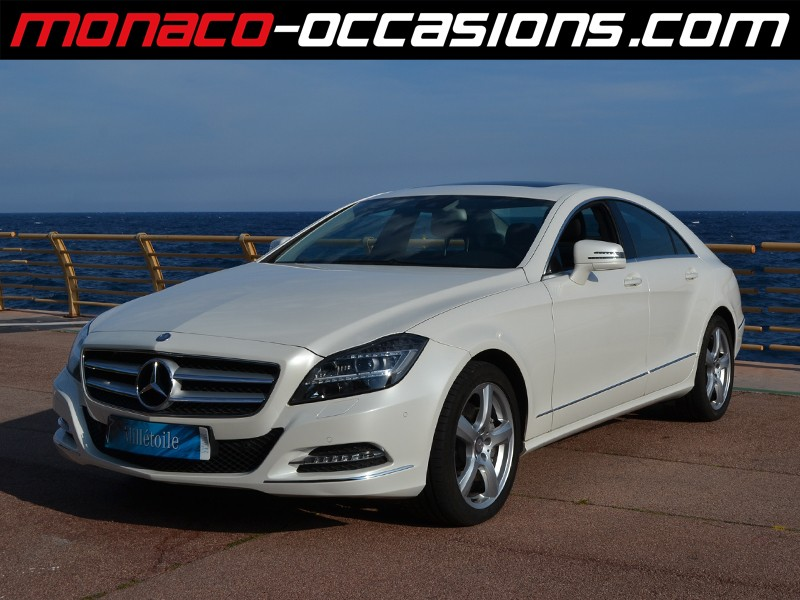 mercedes cls 350 cdi 4matic 2014 occasion monaco 98. Black Bedroom Furniture Sets. Home Design Ideas