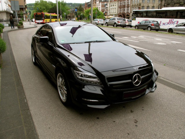mercedes cls 500 lorinser edition 2011 occasion alpes maritimes 06. Black Bedroom Furniture Sets. Home Design Ideas