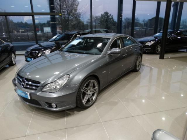 Mercedes cls 63 amg 7g tronic speedshift occasion var 83 for Garage mercedes bonneuil sur marne