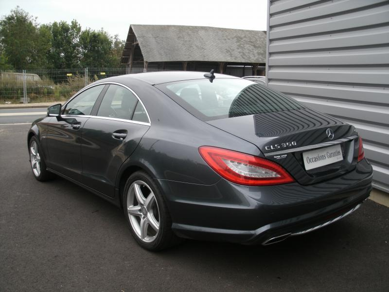 mercedes cls classe 2 ii 350 cdi 7g tronic 2012 occasion eure 27. Black Bedroom Furniture Sets. Home Design Ideas