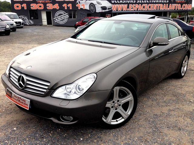 mercedes cls classe 320 cdi a airmatic 2008 occasion val d oise 95. Black Bedroom Furniture Sets. Home Design Ideas