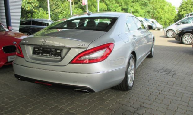 mercedes cls classe 350 cdi blueefficiency a occasion gironde 33. Black Bedroom Furniture Sets. Home Design Ideas