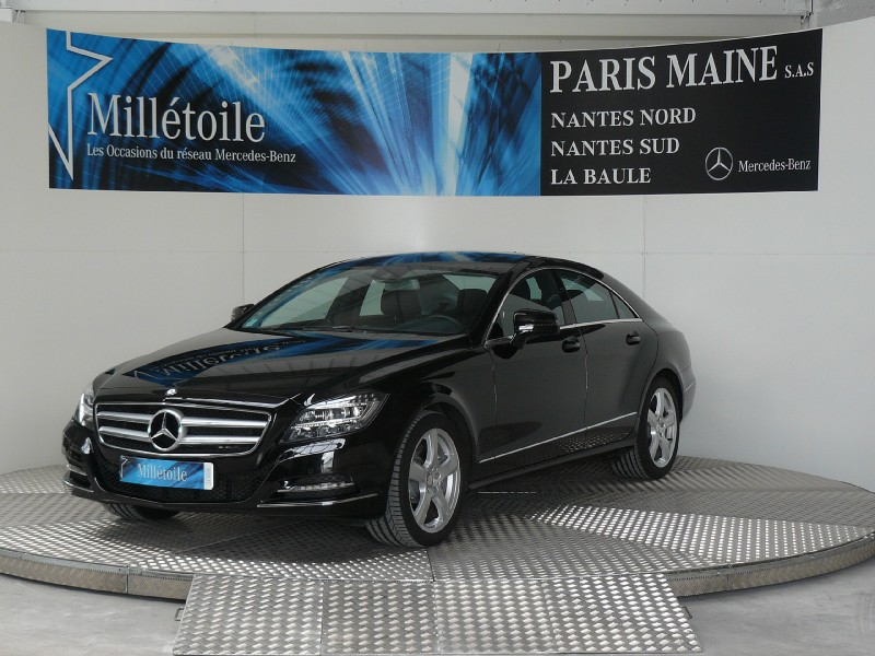 mercedes cls classe 350 cdi 2013 occasion loire atlantique. Black Bedroom Furniture Sets. Home Design Ideas