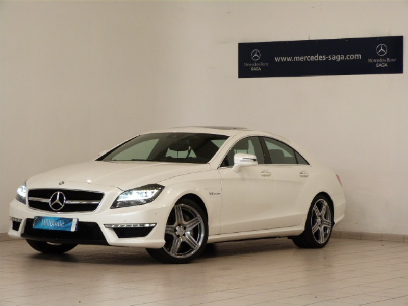 mercedes cls classe 63 amg 525ch 2011 occasion vendee 85. Black Bedroom Furniture Sets. Home Design Ideas