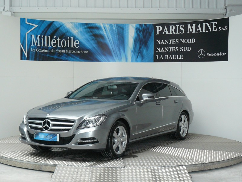 mercedes cls shooting brake 350 cdi 7g tronic 2013. Black Bedroom Furniture Sets. Home Design Ideas