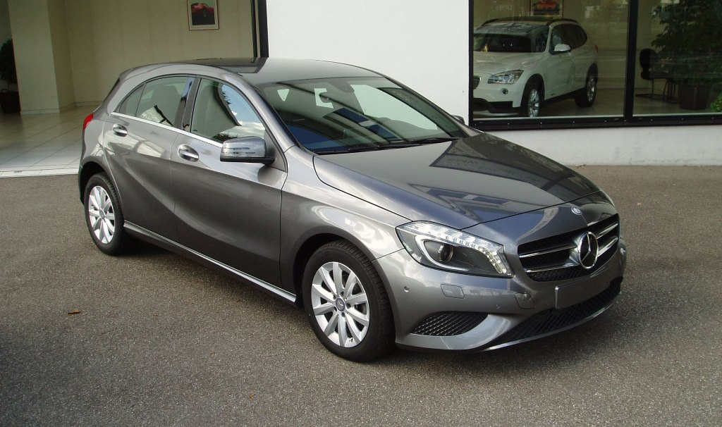 mercedes classe a 180 cdi blueefficiency inspiration occasion haut rhin 68