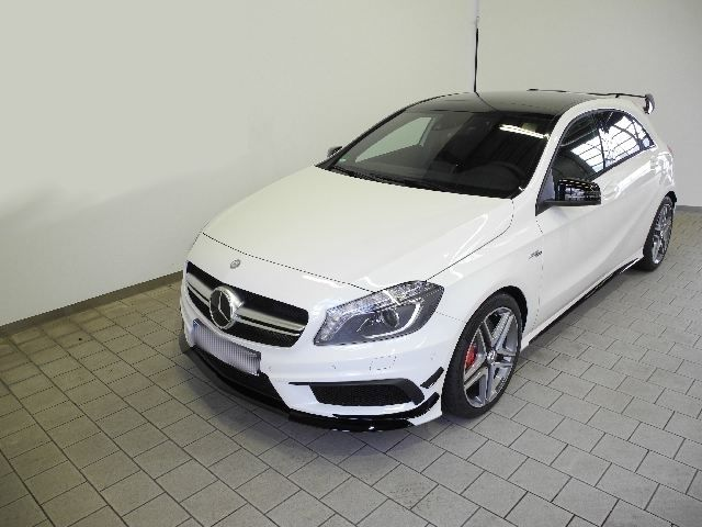 mercedes classe a 45 amg 4matic 2013 occasion luxembourg. Black Bedroom Furniture Sets. Home Design Ideas
