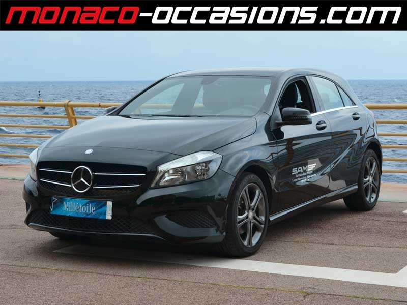 mercedes classe a a 180 cdi inspiration 7g dct 2013 occasion monaco 98. Black Bedroom Furniture Sets. Home Design Ideas