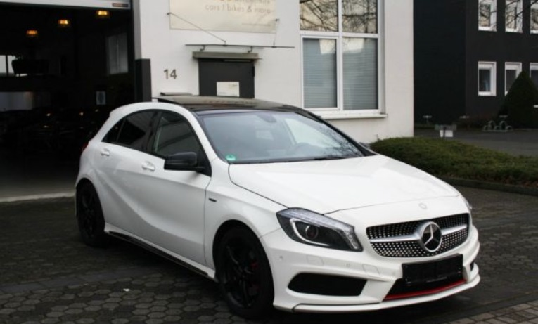 mercedes classe a a 250 sport amg full cuir distronic pano. Black Bedroom Furniture Sets. Home Design Ideas