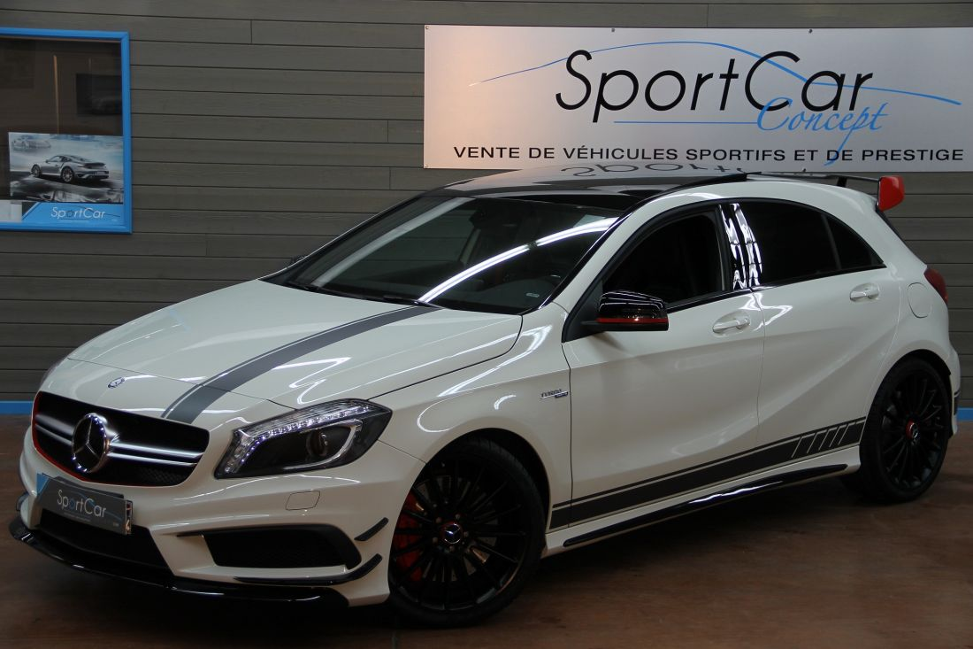 mercedes classe a a45 amg edition 1 occasion haute savoie 74. Black Bedroom Furniture Sets. Home Design Ideas