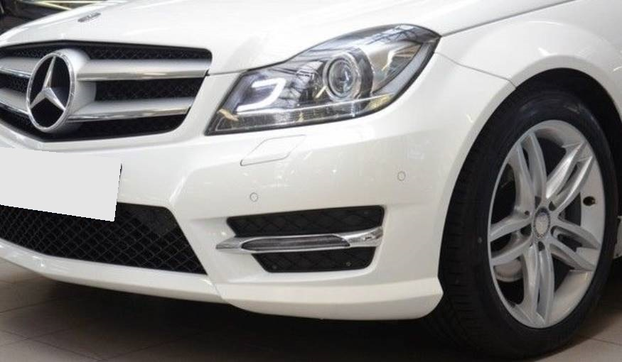 Mercedes classe c 220 cdi coupe pack sport amg cuir xenon - Mercedes classe c cdi coupe sport occasion ...