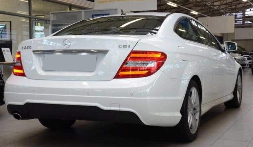 mercedes classe c 220 cdi coupe pack sport amg cuir xenon. Black Bedroom Furniture Sets. Home Design Ideas