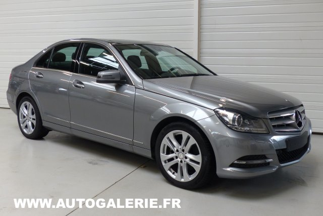 mercedes classe c 220 cdi blueefficiency occasion pas de calais 62. Black Bedroom Furniture Sets. Home Design Ideas