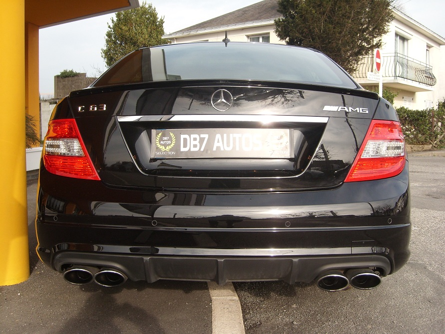 photo occasion mercedes cl 63 amg