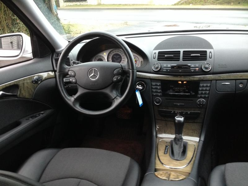 mercedes classe e 220 cdi avantgarde a 2008 occasion eure 27. Black Bedroom Furniture Sets. Home Design Ideas