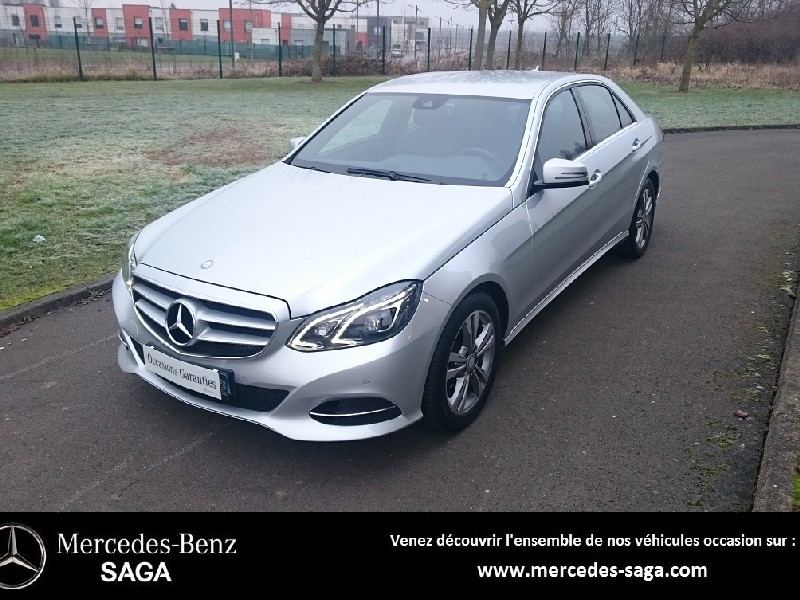 mercedes classe e 220 cdi executive 7g tronic 2013 occasion nord 59. Black Bedroom Furniture Sets. Home Design Ideas