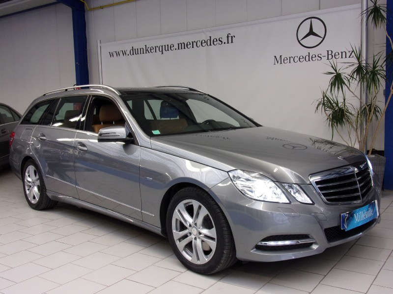mercedes classe e 350 cdi be avantgarde ex 7gtro 4 matic 2012 occasion nord 59. Black Bedroom Furniture Sets. Home Design Ideas
