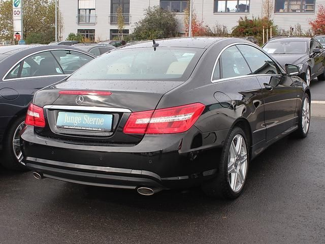 Mercedes classe e 350 cdi be coupe amg sportpaket harman - Mercedes classe e coupe 350 cdi pack amg ...